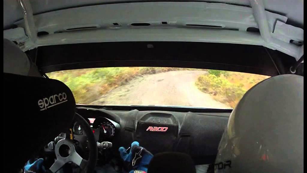 Marko Jeram Amp Steve Green Cambrian Rally 2013 Ss1