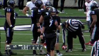 GVSU Football vs William Jewel