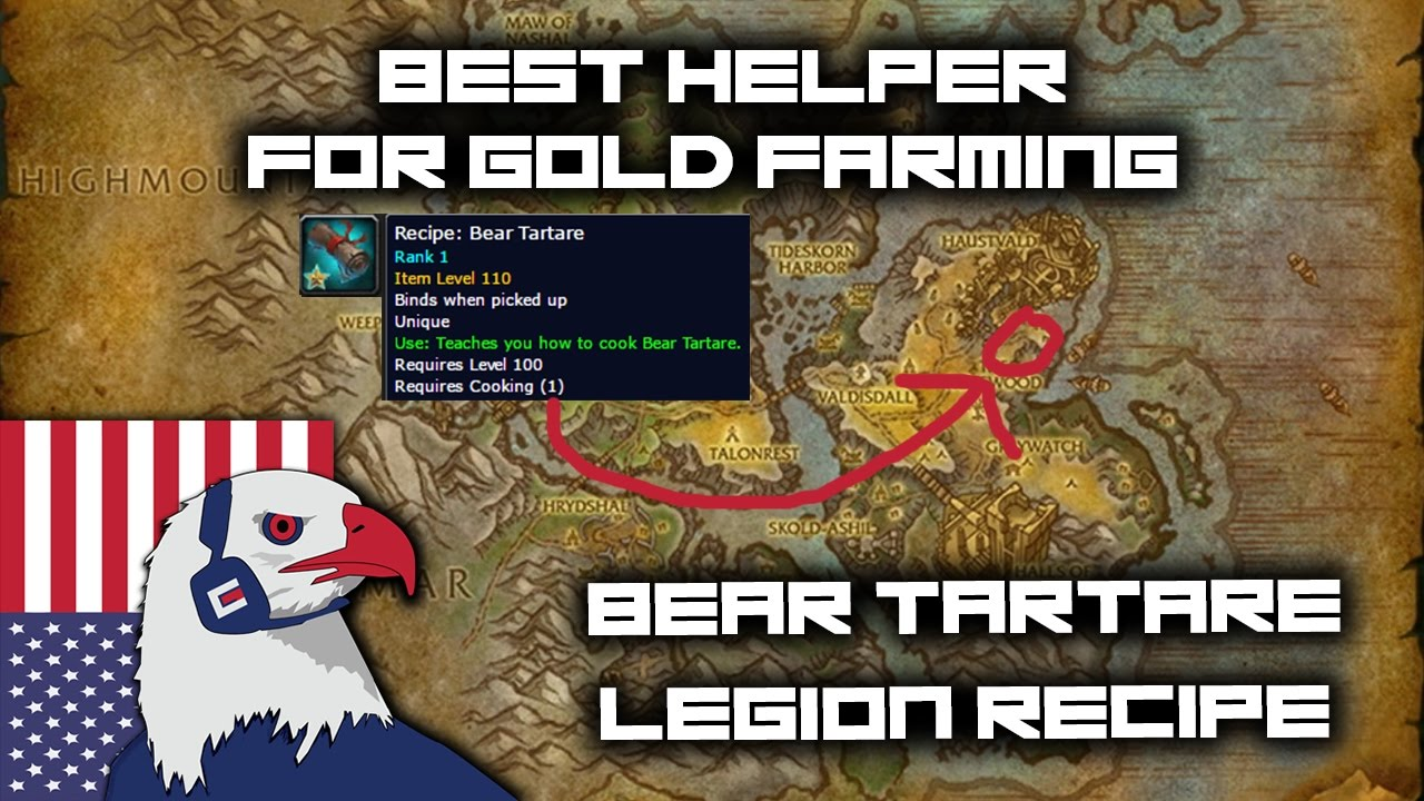 72 legion gold farming made easy with this one legion cooking 72 legion gold farming made easy with this one legion cooking recipe bear tartare forumfinder Images