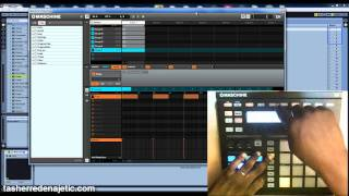 Native Instruments Maschine: Basslines and Chords