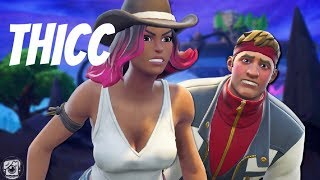 CALAMITY IS THICC (FORTNITE)
