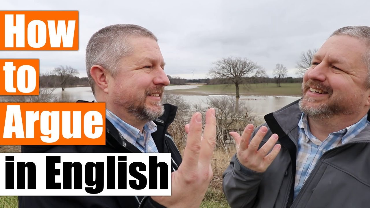 Download Learn How to Argue in English | An English Lesson about Arguing