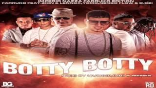 Download Botty Botty - Farruko Ft. Ñengo Flow, Zion & Lennox, Yomo & D. Ozi (Original) ★REGGAETON 2013★