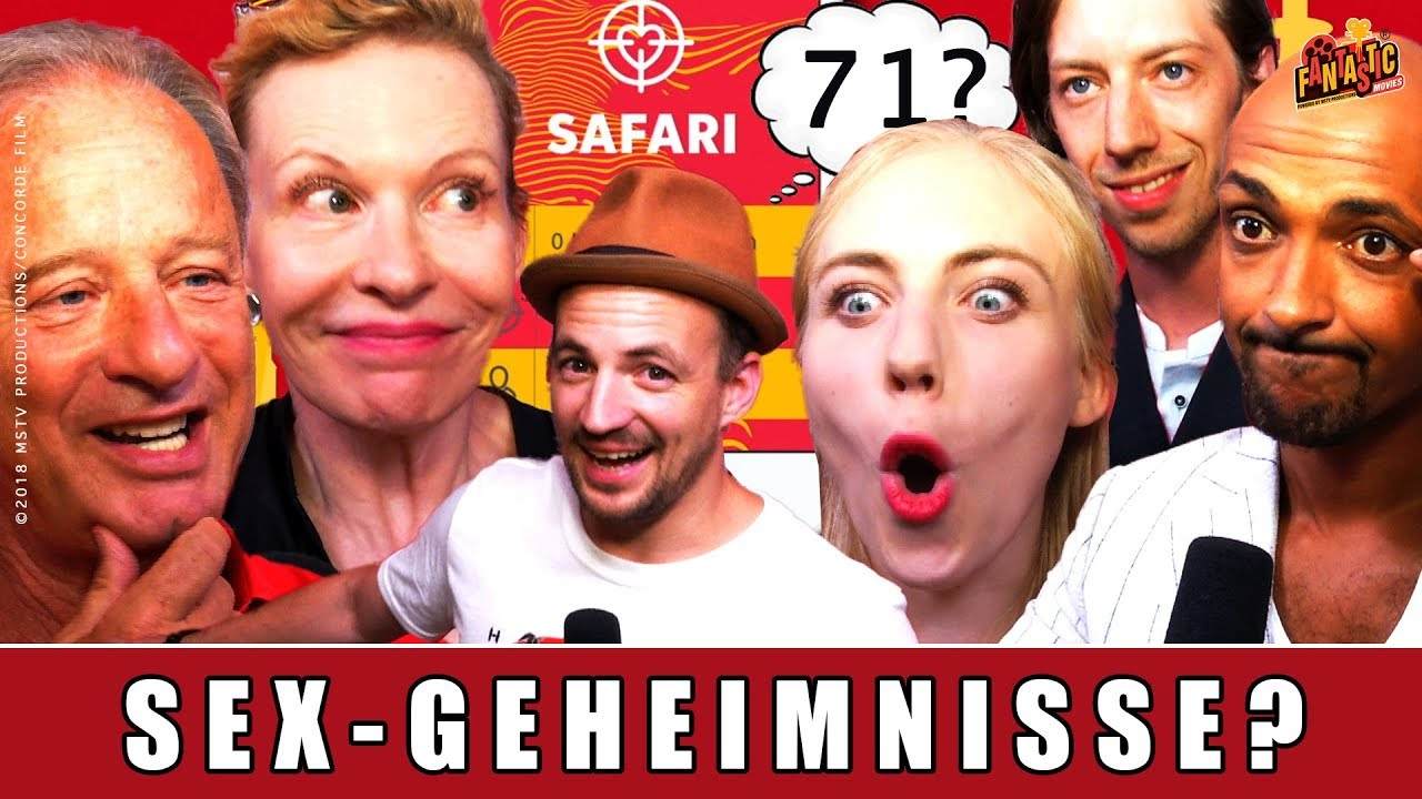 Safari - Match Me If You Can - Die Sex-Geheimnisse der Stars!!