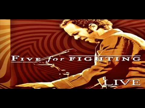 Five For Fighting - Superman  (Live from the  Concert for NY)【HQ】