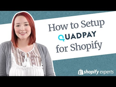 Increase your Conversion Rate with QuadPay | QuadPay Tutorial thumbnail