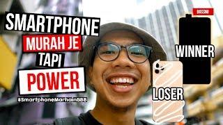 Vlog #3 Smartphone Murah tapi!! (hasil dia kalahkan Iphone 11 pro Max)