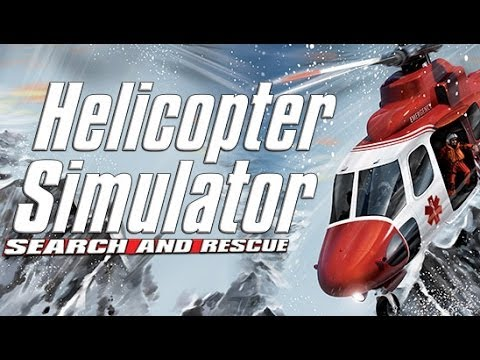 Recovery Search & Rescue Simulation on Steam