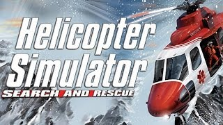 Helicopter Simulator 2014: Search and Rescue Gameplay (PC HD)