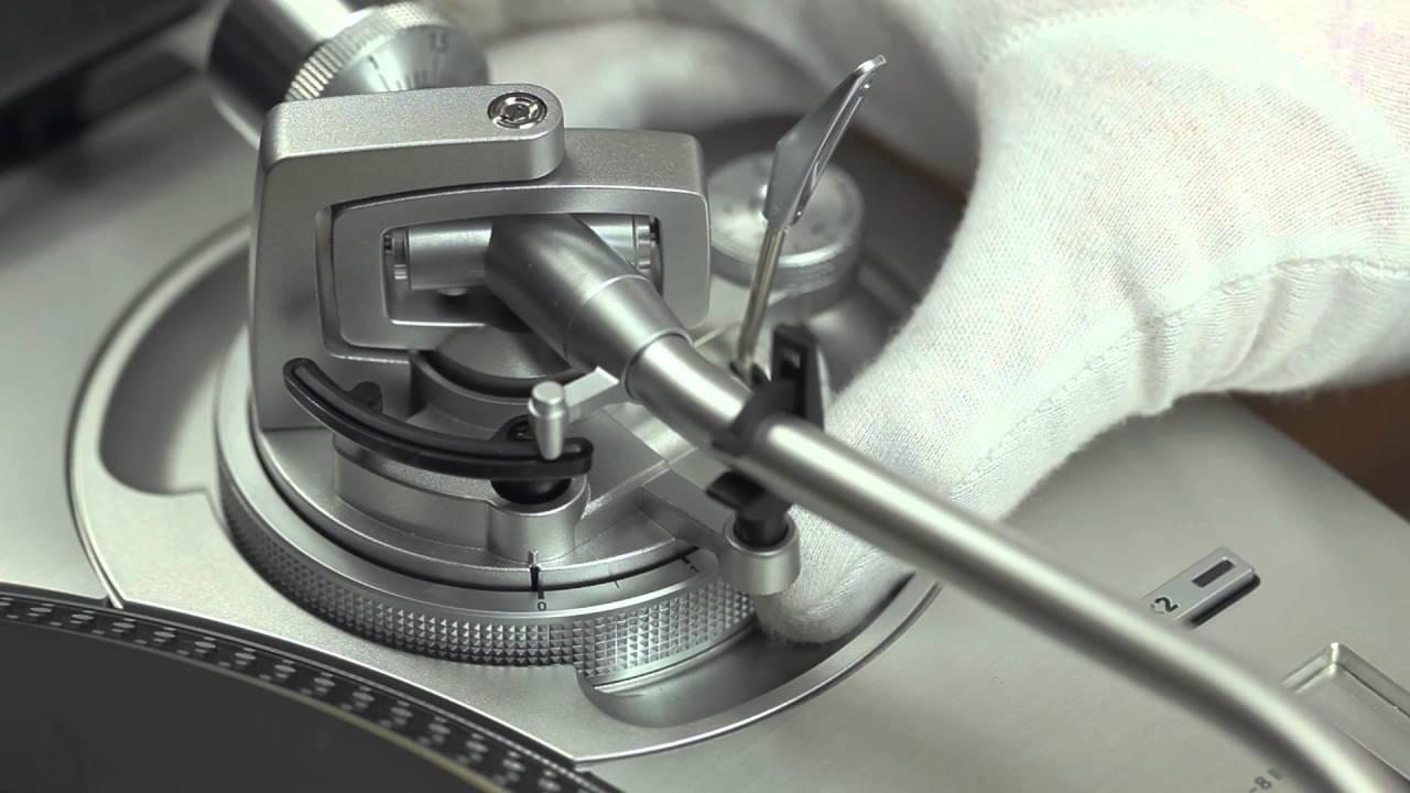 Technics SL1200GAE Plattenspieler Vorstellung