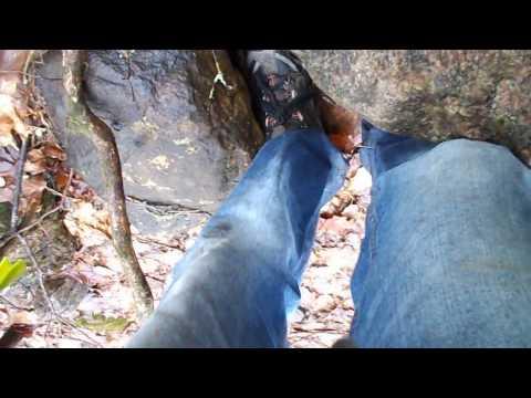 HUNTING CRYSTALS & GEMS BY FLIPPING ROCKS