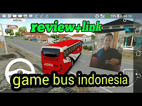 Review+link game bus indonesia!!HD GRAPHICS!!