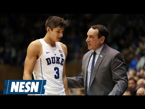 Duke Faces Gauntlet Without Coach K, Grayson Allen - YouTube