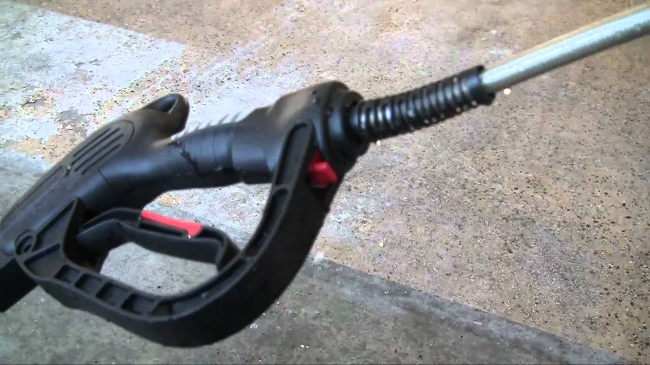 Powerwasher H2010 Leaking Gun Youtube