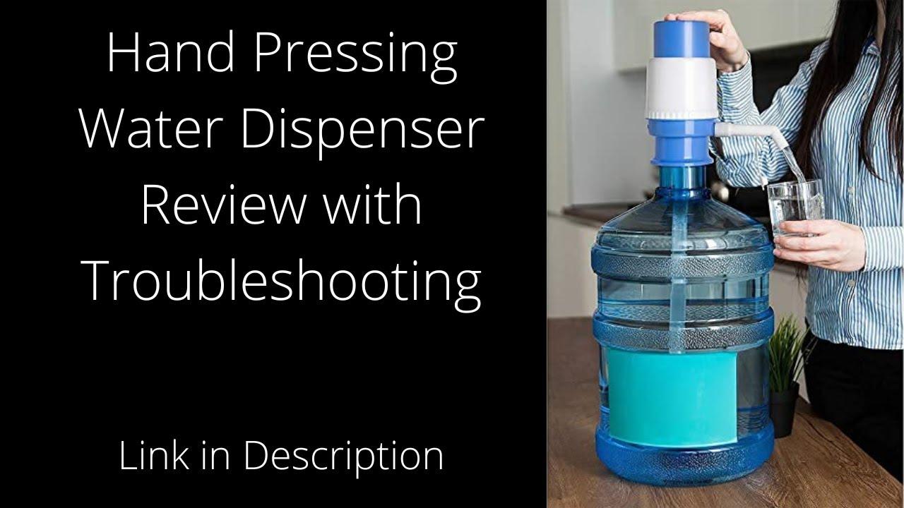 aqua to go water cooler reviews