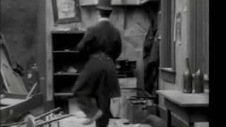 Charlie Chaplin- Easy street.1917- music by Illya Amar