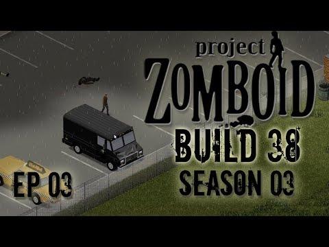 PROJECT ZOMBOID Season 3   Creepy Van   Ep 03    Let's Play Project Zomboid8