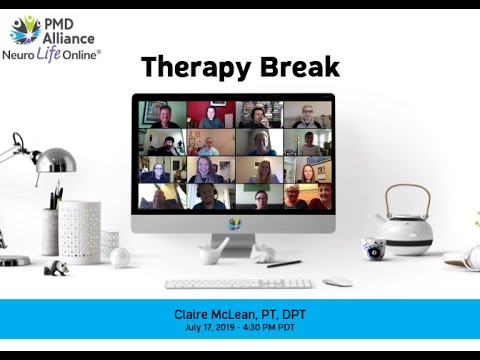 Therapy Break July 2019 - Physical Therapy