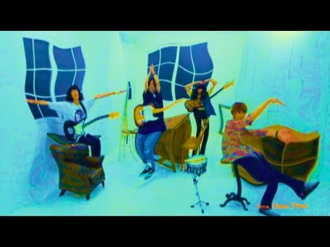 Time, Time, Time トリップver.(Official Video) − Helsinki Lambda Club