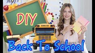 BACK TO SCHOOL  SCHOOLSPULLEN DIY 💥 JOY BEAUTYNEZZ 💥Subtitles Available