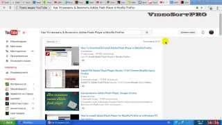 Как Установить & Включить Adobe Flash Player в Mozilla FireFox