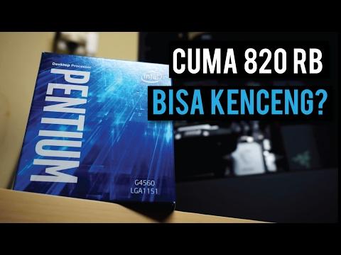 Review Intel Pentium G4560 (vs i3 6100) - Processor Kere Hore