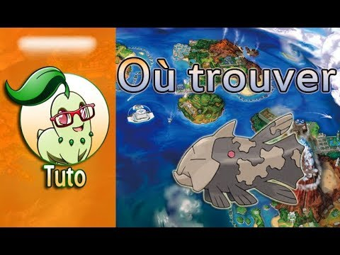 how to find relicanth pokemon sun and moon
