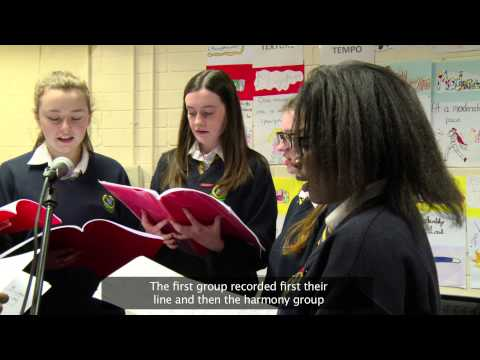 Interactive classroom: ICT in the music classroom, Ireland