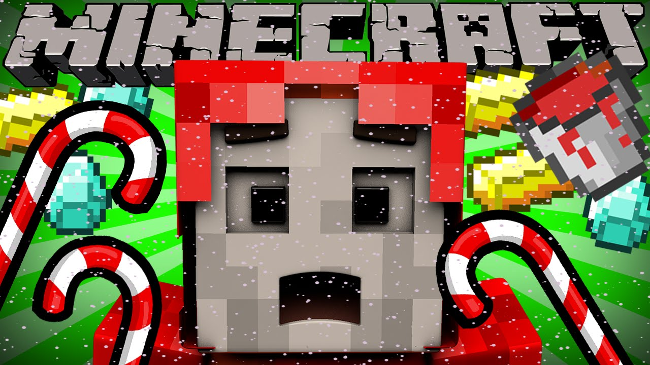 If ExplodingTNT Couldn't Make a Christmas Video - Minecraft - YouTube