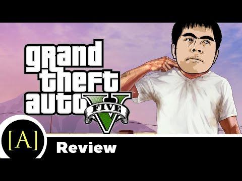 [รีวิว] GTA:V (Grand Theft Auto 5) (นายอาร์ม)