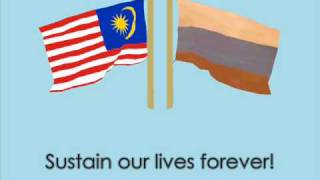 Anthem of Sanaria (Malaysia version)