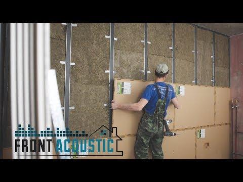 Звукоизоляция и шумоизоляция стен Премиум класса. Подробная инструкция / Звукоизоляция квартиры |
