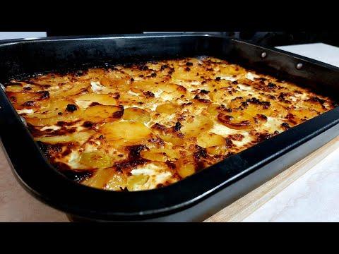 Картофен огретен