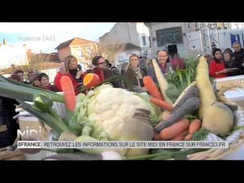 FEUILLETON : À Roanne, les cantines éduquent les palais