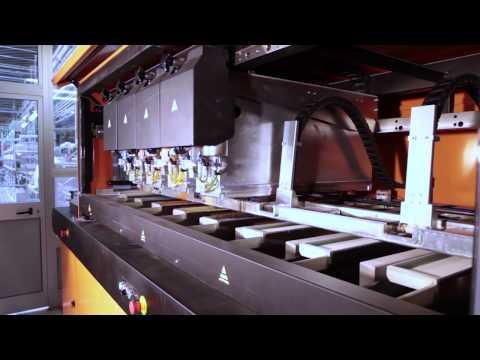 EFI Cretaprint C4 Digital Ceramic Tile Printer