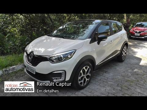 Renault Captur - Detalhes - NoticiasAutomotivas.com.br
