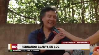 Fernando Bladys cerro los festejos de la primavera en #BienDeCordoba