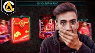 Insane New Lunar Year Pack Opening FIFA MOBILE 18