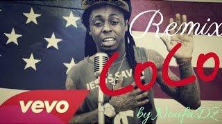 Lil Wayne - CoCo Remix Ft O.T. Genasis (Music Video)