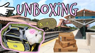 The Best Travel bag for Cats and Dogs, Unboxing OKMEE Honest review I Lorentix