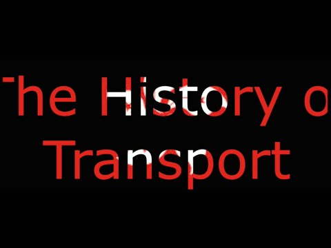 History of Transport in Hong Kong