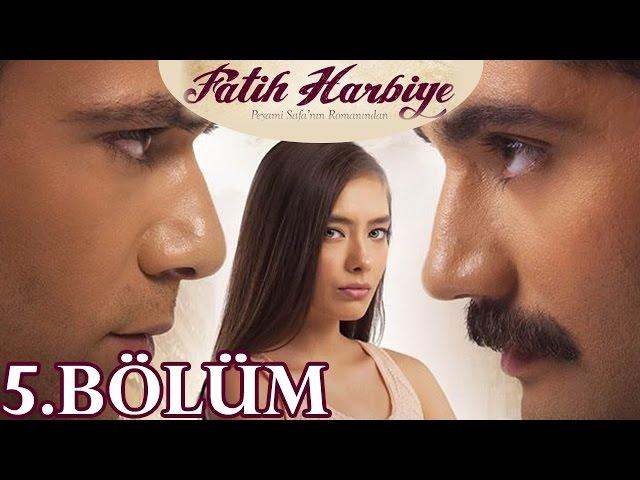 Fatih Harbiye > Episode 5