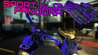 """CS GO SKIN PACK SPORT GLOVE """"PANDORA"""" FOR CS 1.6 // HD CS:GO SKIN PACK FOR CS 1.6"""
