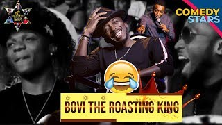 12 TOP CELEBRITIES BOVI HAD ROASTED LIVE AT AN EVENT BEST OF BOVI