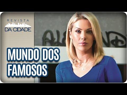 Ana Hickmann, Anitta E Arthur Aguiar - Revista Da Cidade (19/10/2017)