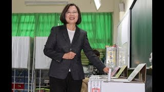 Taiwan Election 2020: Tsai Ing-wen wins presidential elections, supporters found delighted