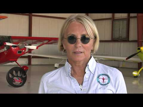 Pilots N Paws Message from Patty Wagstaff, Let