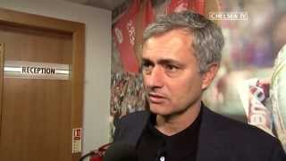 Chelsea: Mourinho: Very important victory