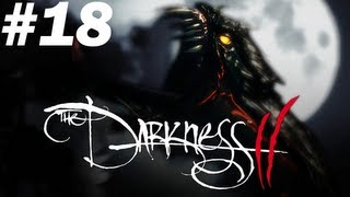 The Darkness 2 Walkthrough PT18 - The Mental Hospital Part 1