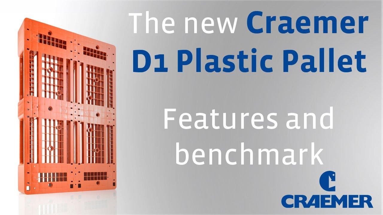 D1 Plastic Pallet